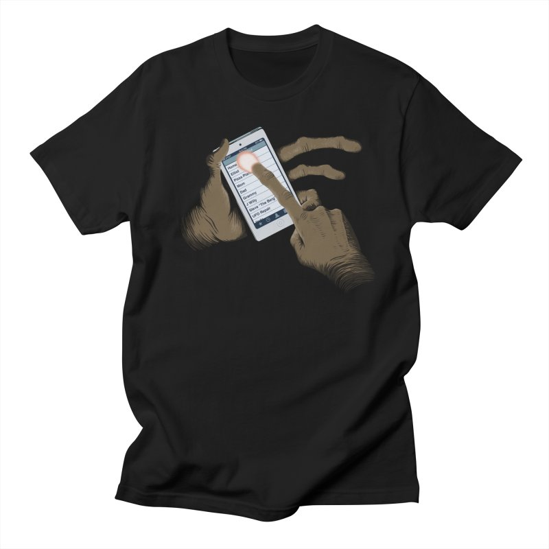 Phone Home Women's Regular Unisex T-Shirt by Gyledesigns' Artist Shop