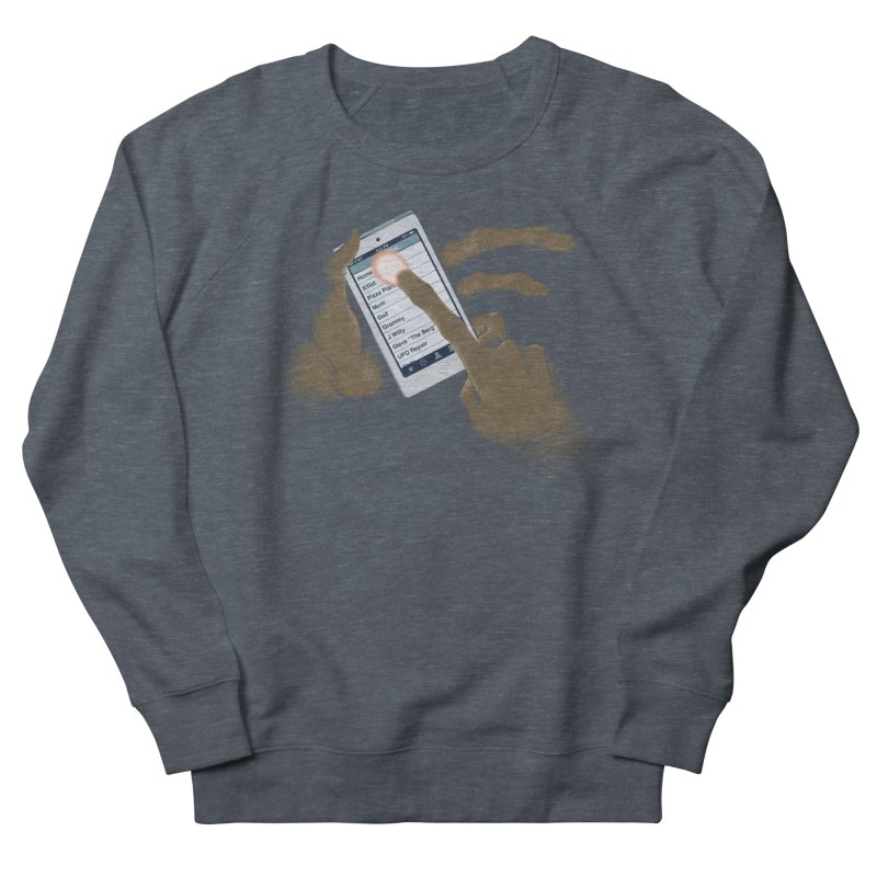 Phone Home Men's Sweatshirt by Gyledesigns' Artist Shop