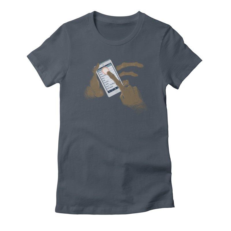 Phone Home Women's T-Shirt by Gyledesigns' Artist Shop