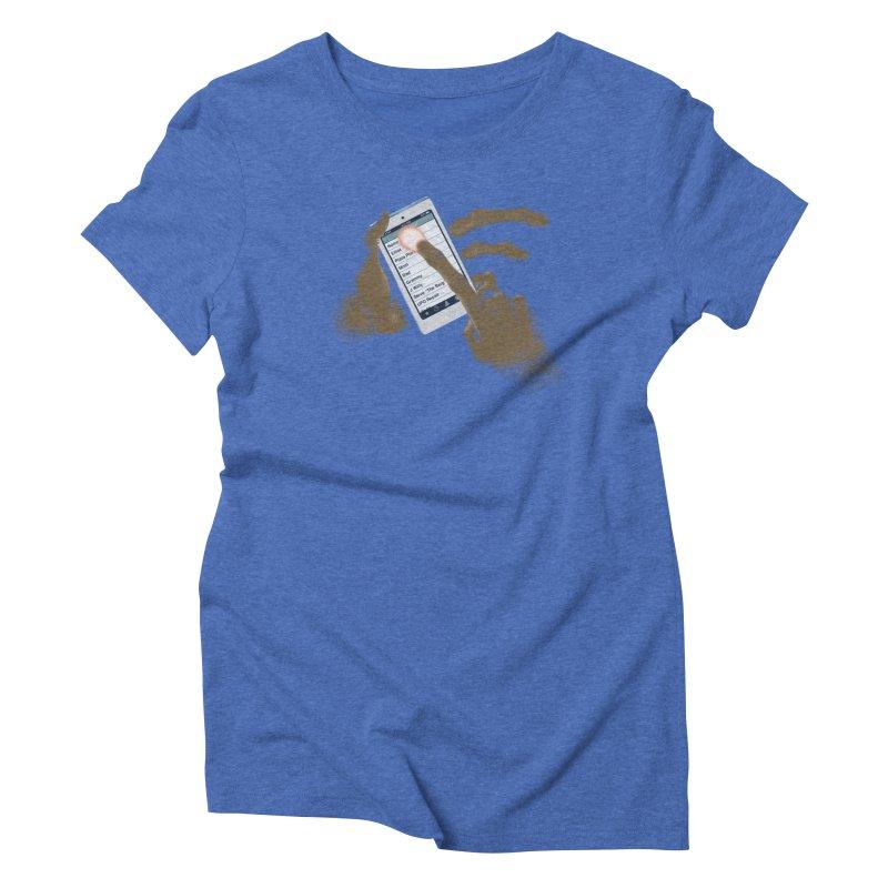 Phone Home Women's Triblend T-Shirt by Gyledesigns' Artist Shop