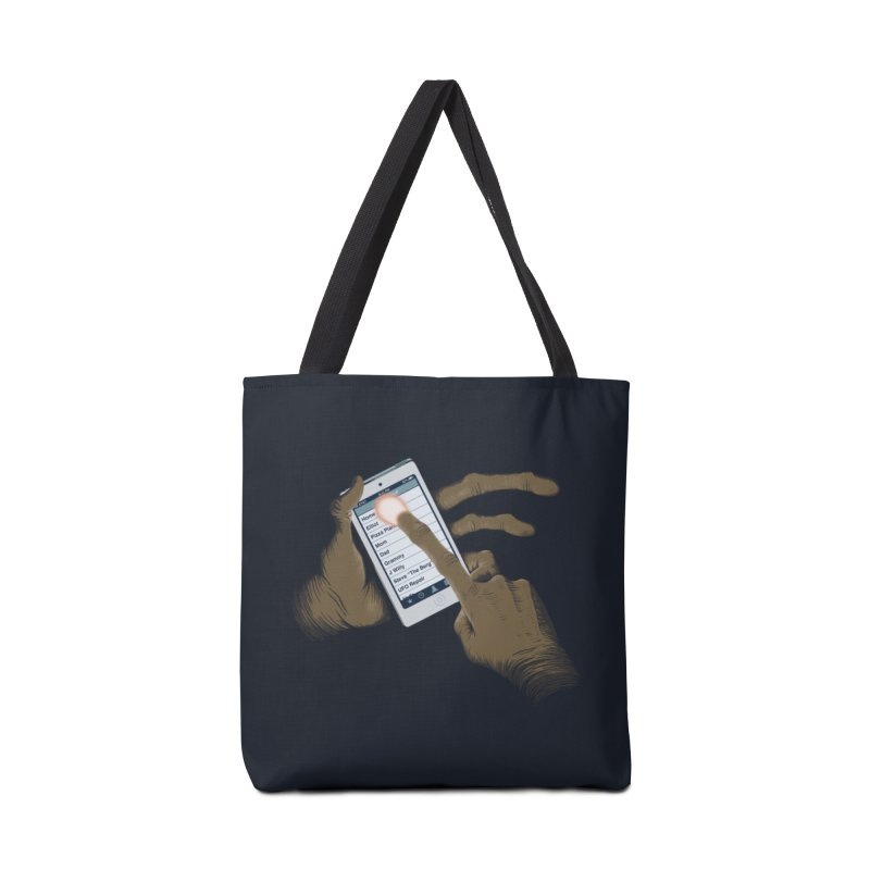 Phone Home Accessories Tote Bag Bag by Gyledesigns' Artist Shop