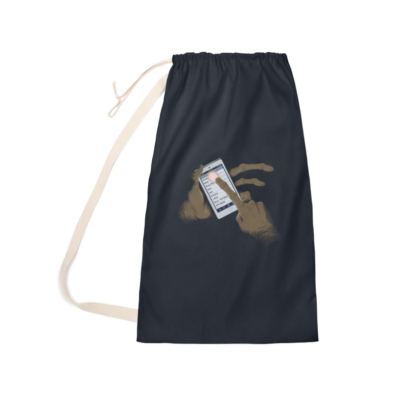 Phone Home Accessories Laundry Bag Bag by Gyledesigns' Artist Shop