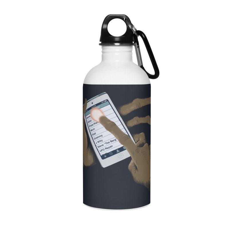 Phone Home Accessories Water Bottle by Gyledesigns' Artist Shop