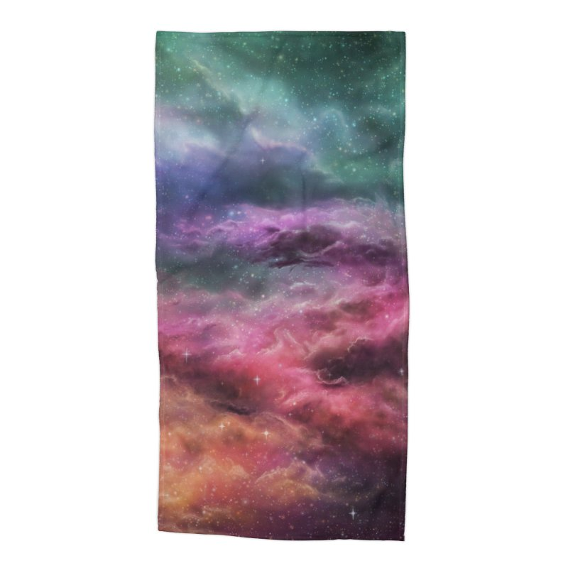 Digital Space 3: The Dance Accessories Beach Towel by Gyledesigns' Artist Shop
