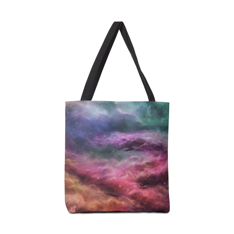 Digital Space 3: The Dance Accessories Tote Bag Bag by Gyledesigns' Artist Shop