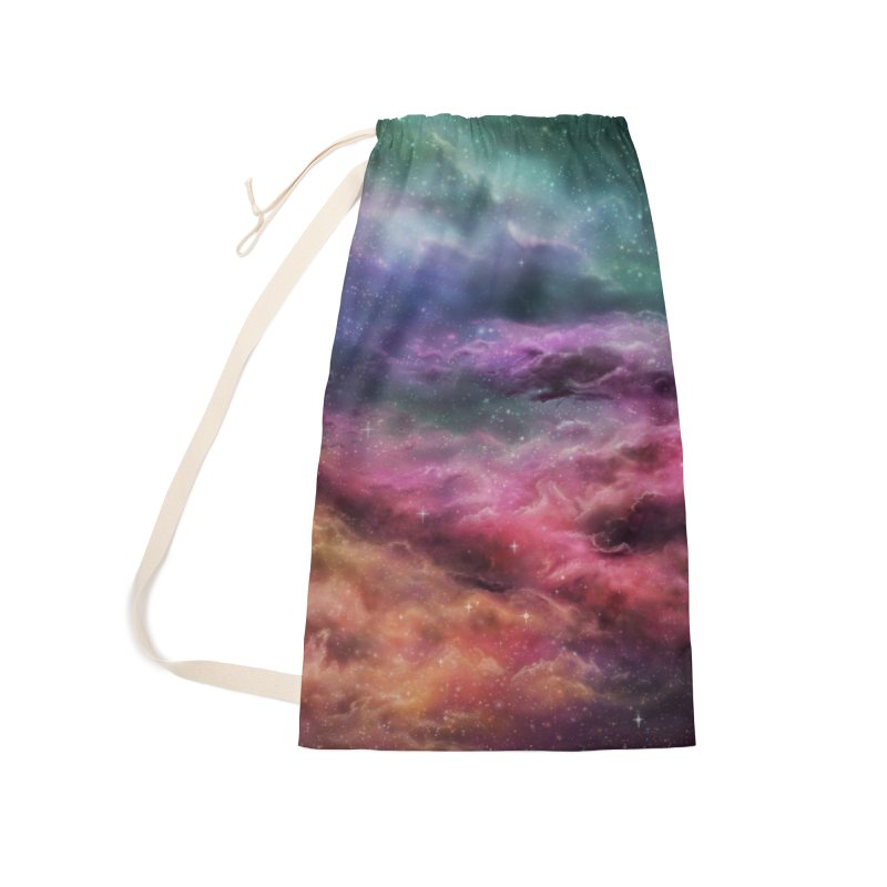 Digital Space 3: The Dance Accessories Laundry Bag Bag by Gyledesigns' Artist Shop