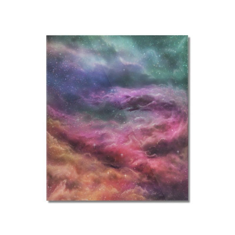Digital Space 3: The Dance Home Mounted Acrylic Print by Gyledesigns' Artist Shop