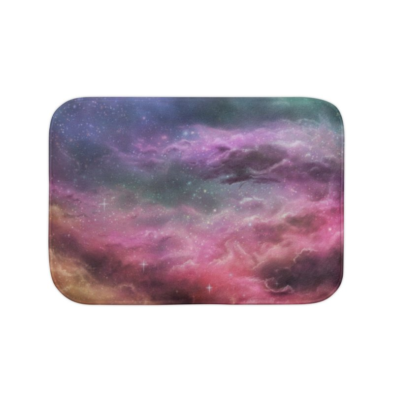 Digital Space 3: The Dance Home Bath Mat by Gyledesigns' Artist Shop