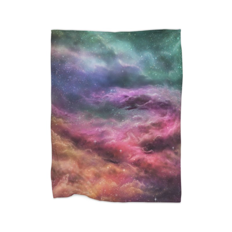Digital Space 3: The Dance Home Fleece Blanket Blanket by Gyledesigns' Artist Shop