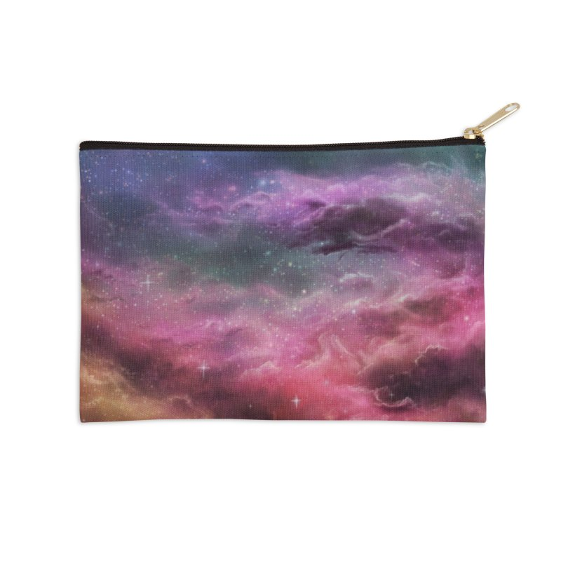 Digital Space 3: The Dance Accessories Zip Pouch by Gyledesigns' Artist Shop