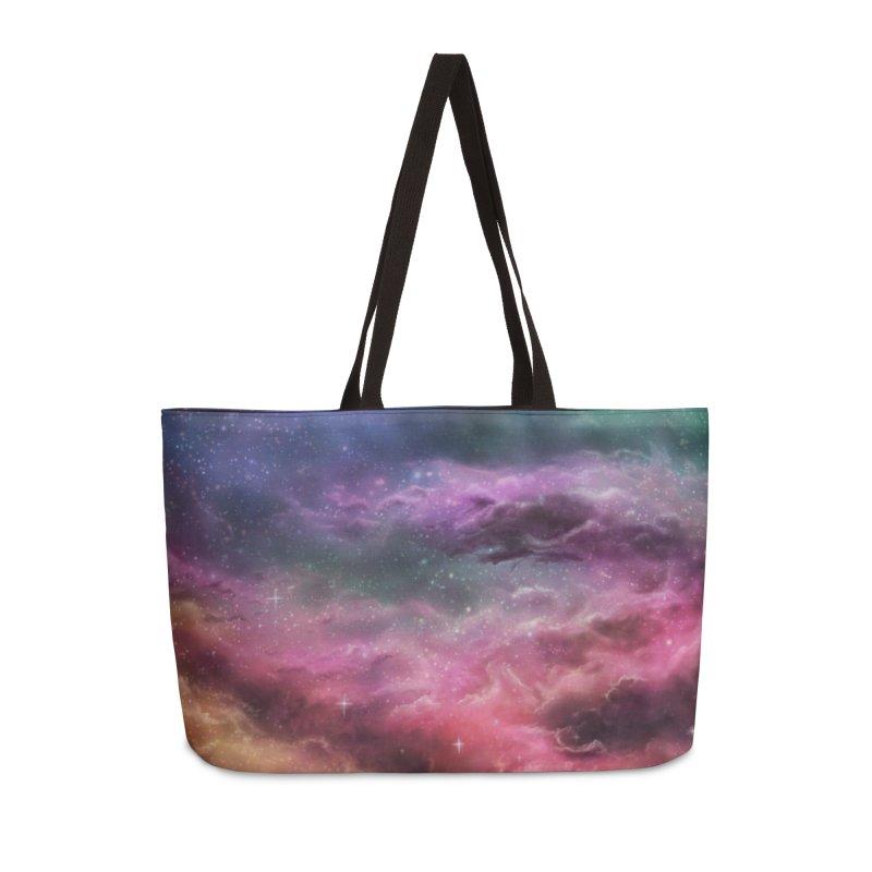 Digital Space 3: The Dance Accessories Weekender Bag Bag by Gyledesigns' Artist Shop
