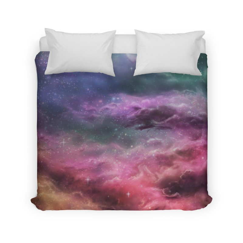 Digital Space 3: The Dance Home Duvet by Gyledesigns' Artist Shop
