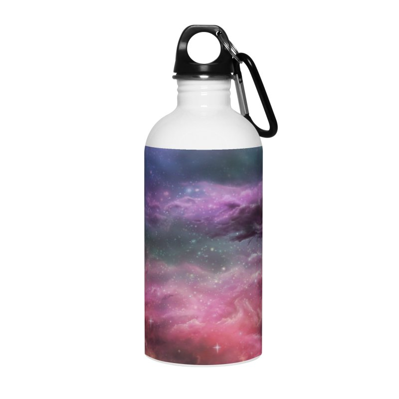 Digital Space 3: The Dance Accessories Water Bottle by Gyledesigns' Artist Shop