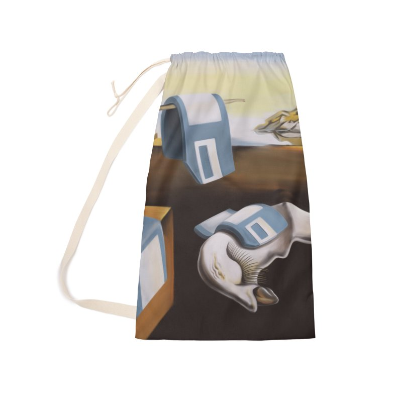 Persistence of 1.44 MB of Memory Accessories Laundry Bag Bag by Gyledesigns' Artist Shop