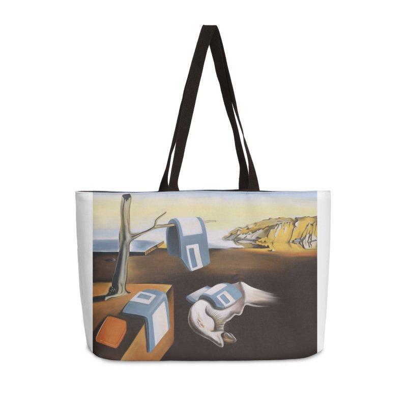 Persistence of 1.44 MB of Memory Accessories Weekender Bag Bag by Gyledesigns' Artist Shop
