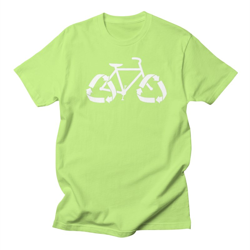 (re)cycle Men's T-shirt by Gyledesigns' Artist Shop
