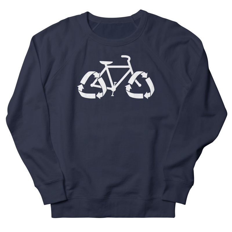 (re)cycle Women's Sweatshirt by Gyledesigns' Artist Shop