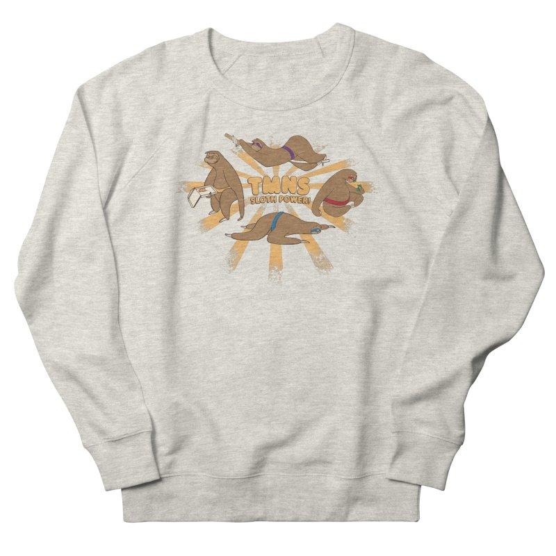 Teenage Mutant Ninja Sloths Men's Sweatshirt by Gyledesigns' Artist Shop