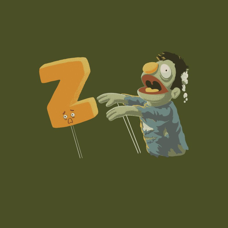 Z is for Zombie by Gyledesigns' Artist Shop