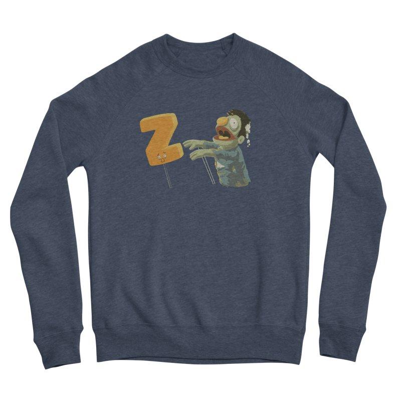 Z is for Zombie Women's Sponge Fleece Sweatshirt by Gyledesigns' Artist Shop