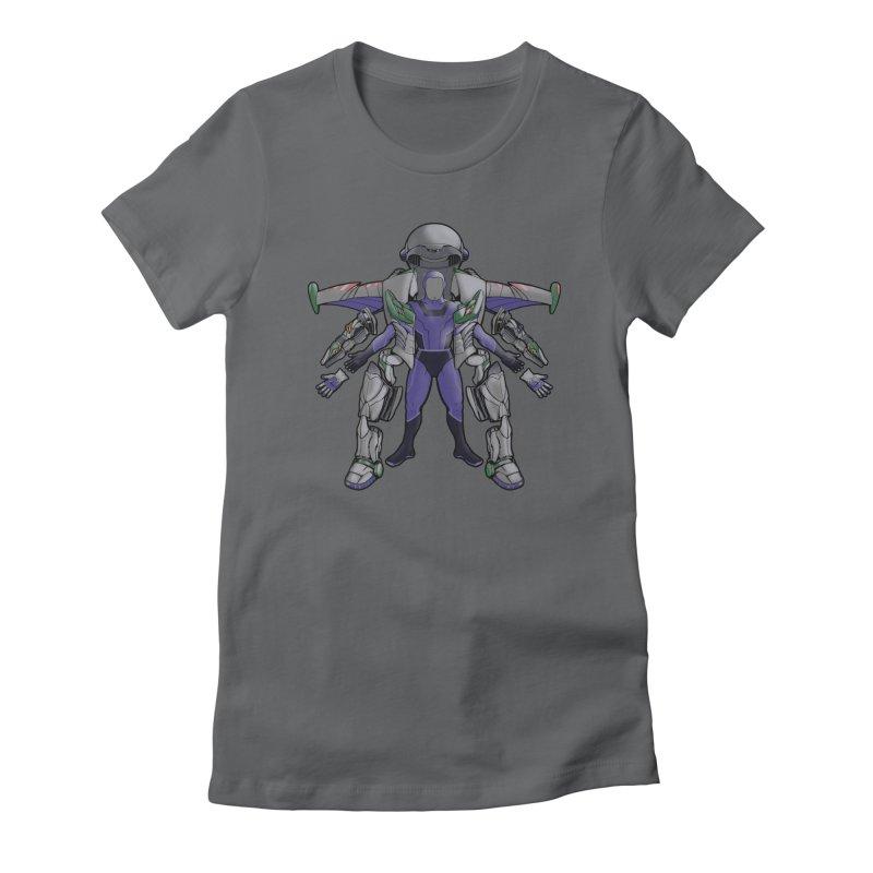 I. Am. Nesbit Women's Fitted T-Shirt by Gyledesigns' Artist Shop