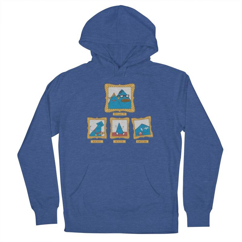 Family Geometry Men's Pullover Hoody by Gyledesigns' Artist Shop