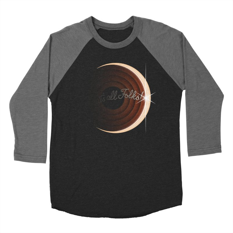 Looney Eclipse Women's Longsleeve T-Shirt by Gyledesigns' Artist Shop