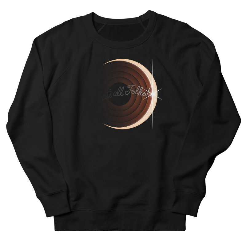 Looney Eclipse Women's Sweatshirt by Gyledesigns' Artist Shop