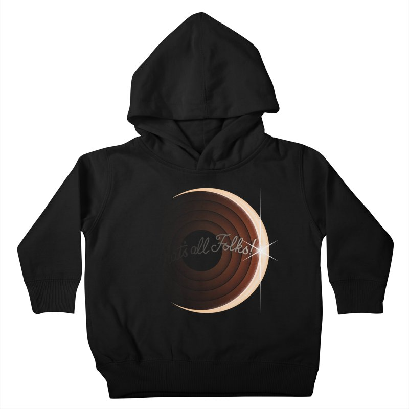 Looney Eclipse Kids Toddler Pullover Hoody by Gyledesigns' Artist Shop