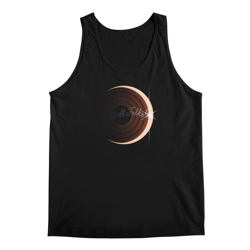 Looney Eclipse Men's Tank by Gyledesigns' Artist Shop