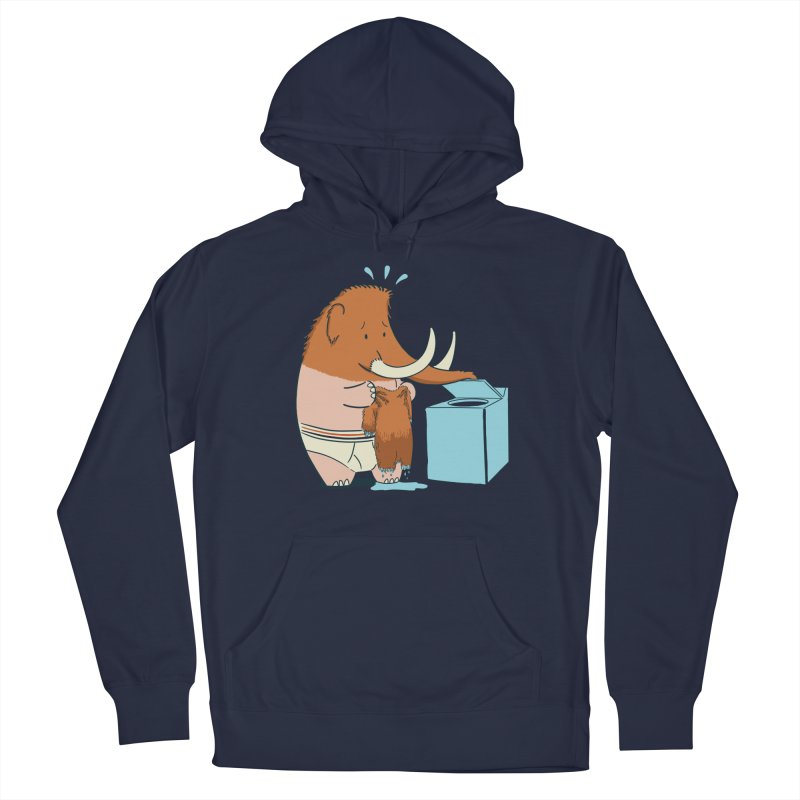 Mammoth Mistake Men's Pullover Hoody by Gyledesigns' Artist Shop
