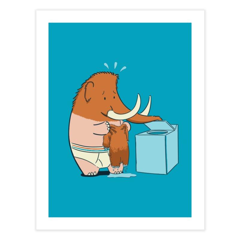 Mammoth Mistake Home Fine Art Print by Gyledesigns' Artist Shop