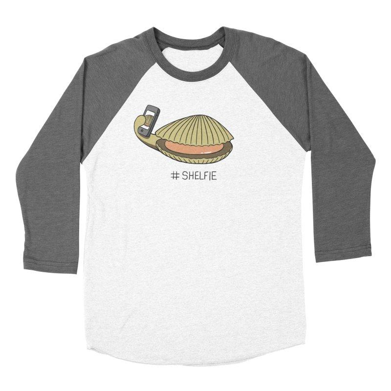 #Shelfie Men's Baseball Triblend T-Shirt by Gyledesigns' Artist Shop