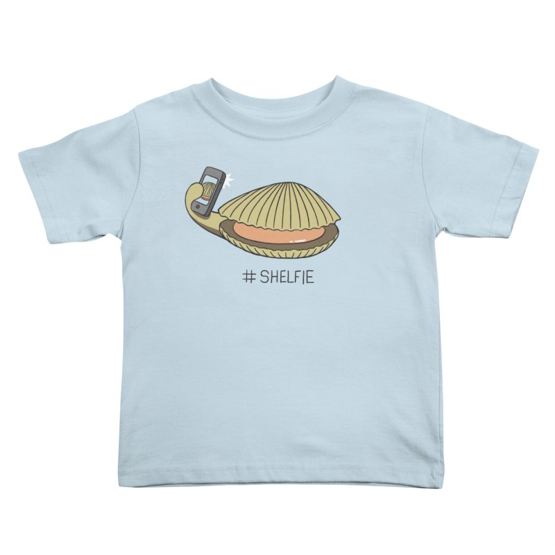 #Shelfie Kids Toddler T-Shirt by Gyledesigns' Artist Shop