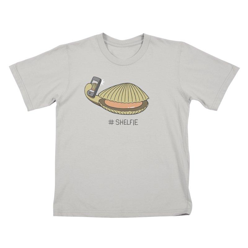 #Shelfie Kids T-shirt by Gyledesigns' Artist Shop