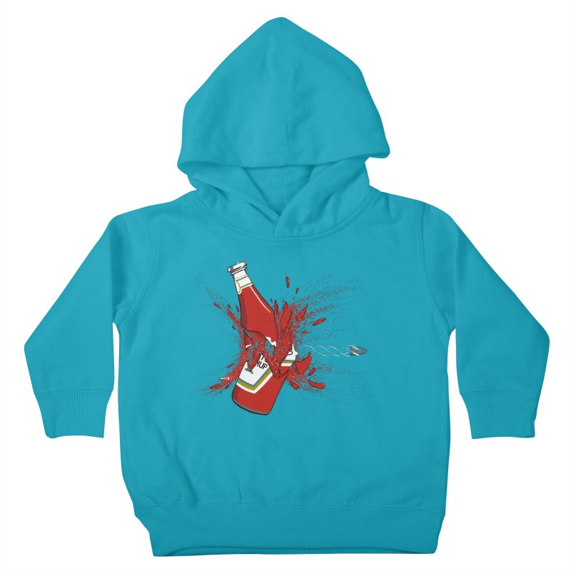 To Ketch a Bullet Kids Toddler Pullover Hoody by Gyledesigns' Artist Shop