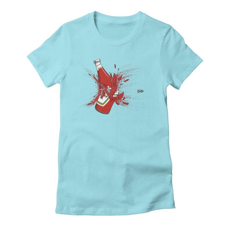 To Ketch a Bullet Women's T-Shirt by Gyledesigns' Artist Shop