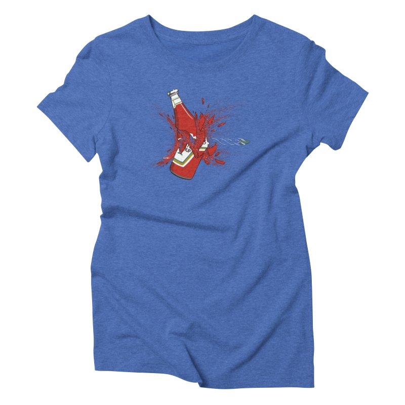 To Ketch a Bullet Women's Triblend T-shirt by Gyledesigns' Artist Shop