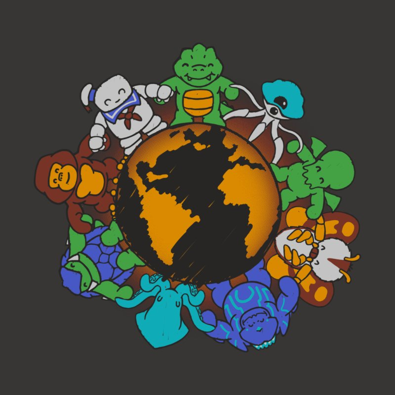 We Are (the Destroyers) of the World   by Gyledesigns' Artist Shop