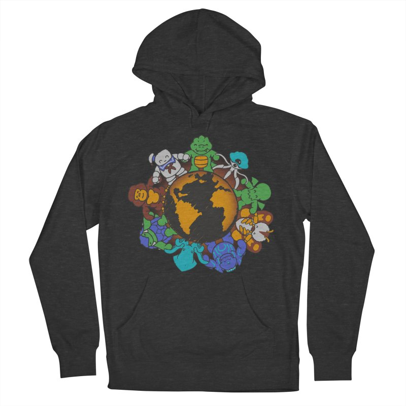 We Are (the Destroyers) of the World Men's Pullover Hoody by Gyledesigns' Artist Shop