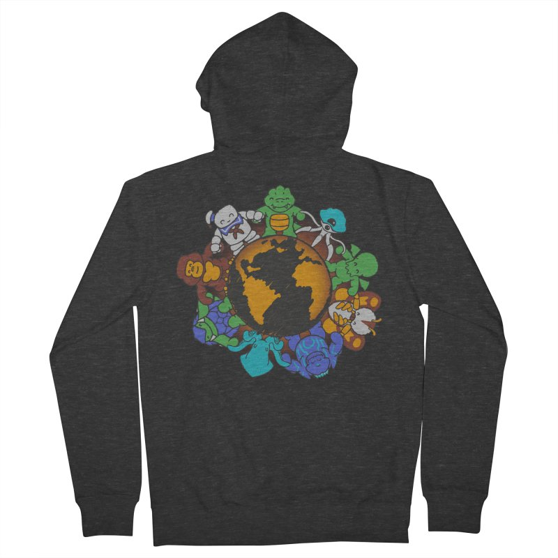 We Are (the Destroyers) of the World Women's Zip-Up Hoody by Gyledesigns' Artist Shop