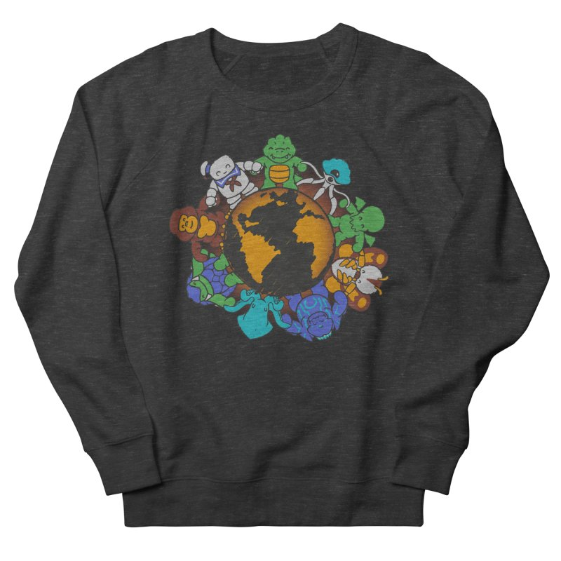 We Are (the Destroyers) of the World Women's Sweatshirt by Gyledesigns' Artist Shop