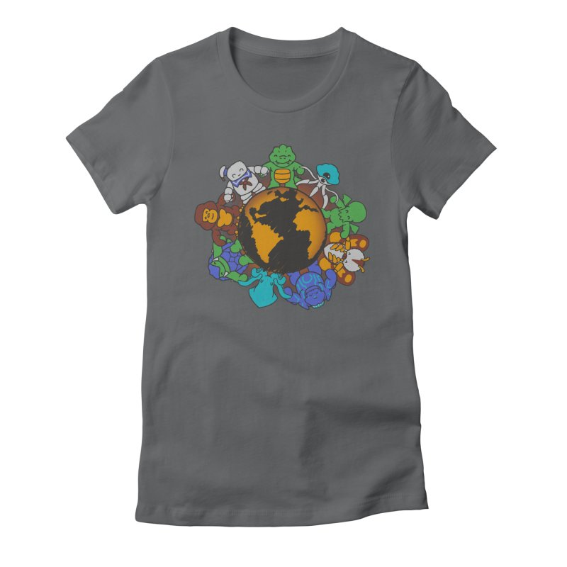 We Are (the Destroyers) of the World Women's T-Shirt by Gyledesigns' Artist Shop