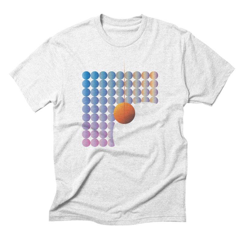 Sun Stand Still Men's Triblend T-shirt by His Artwork's Shop