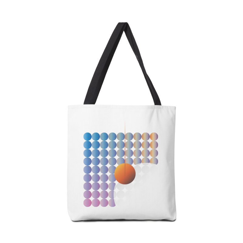 Sun Stand Still Accessories Bag by His Artwork's Shop