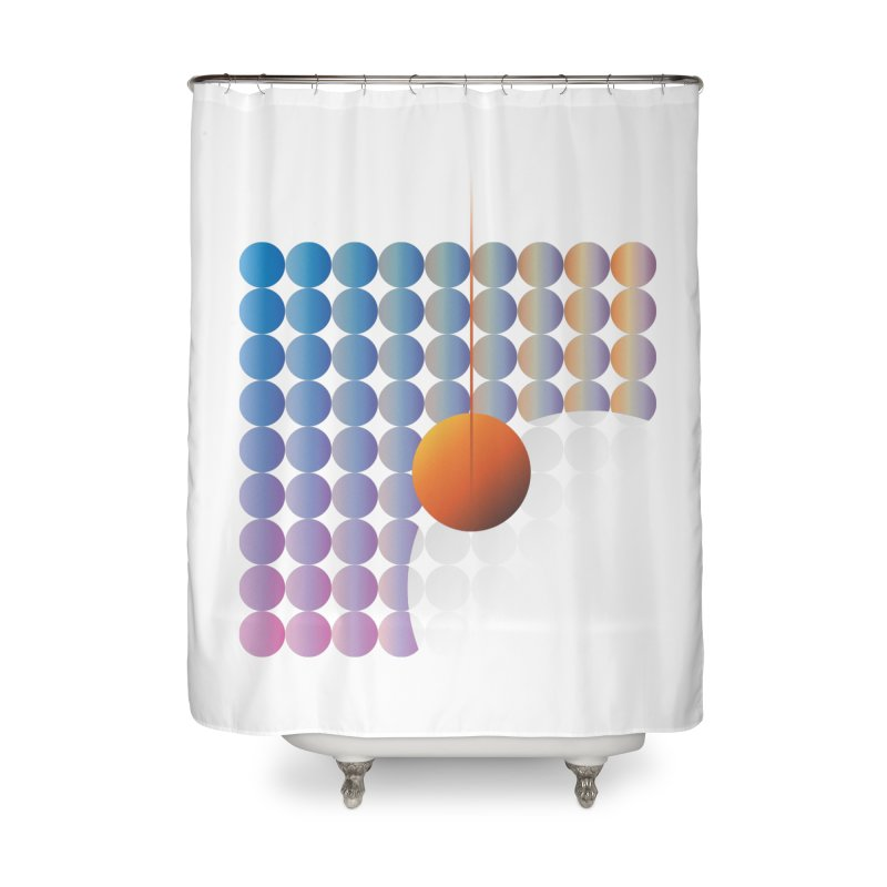 Sun Stand Still Home Shower Curtain by His Artwork's Shop