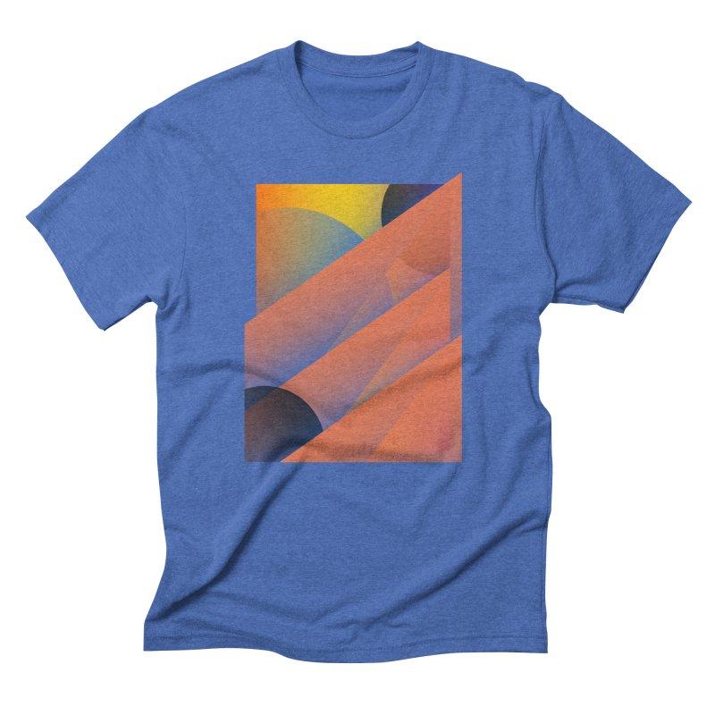 Lumen Vultus Men's T-Shirt by His Artwork's Shop