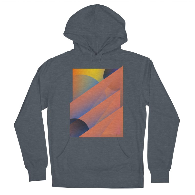 Lumen Vultus Men's Pullover Hoody by His Artwork's Shop