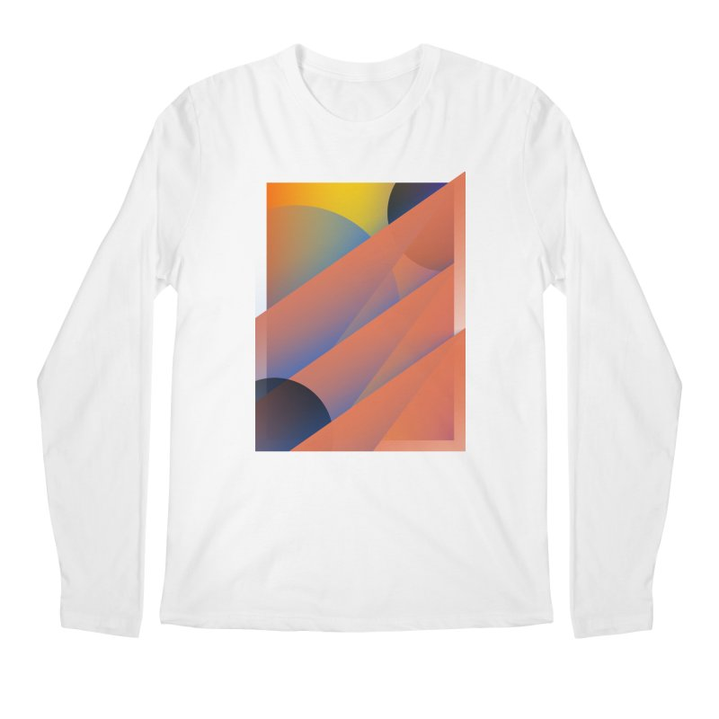 Lumen Vultus Men's Regular Longsleeve T-Shirt by His Artwork's Shop
