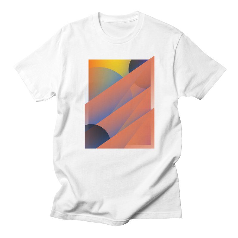 Lumen Vultus Men's Regular T-Shirt by His Artwork's Shop